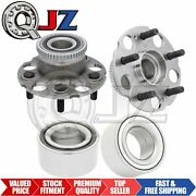 [frontqty.2 And Rearqty.2] Wheel Bearing For 1999-2004 Honda Odyssey Fwd-model