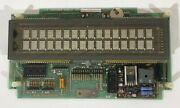 Vintage 1983 Nec L.c. Customer Display Assy Vfd 250-0026130 Untested Parts As Is