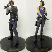 1/6 Action Figures Resident Evils Jill Valentine And Leon Scott Collectible Models