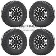 17 Ford F150 Gloss Black Wheels Rims And Tires Oem Set 4 2010-2019 3891