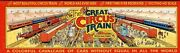 Walthers The Great Circus Train 1st Release 1967a Car 52 And 57 New In Box M476