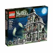 Lego Monster Fighters Haunted House 10228 New In Box