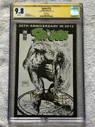 Spawn 216 - Sketch Variant - Cgc 9.8 - Ss Todd Mcfarlane - 1 Of 2 On Census