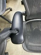 New Version Soft Arm Pads For Herman Miller Aeron Chairs Pair Brand New