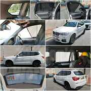 Magnetic Sunshade For Bmw X3 E83f25g01 Set Of 7pcs