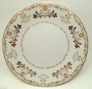 Vtg Classique Gold 3672 By Harmony House Fine China Japan 3 Salad Plates