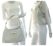Guccissima Punch Hobo Off White