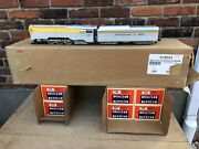 New Lionel Cando Hudson 18043 Steam Engine And 6 Passenger Cars 19145 - 19150