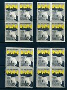 16 Vintage 1933 Chemical Industries Expo Poster Stamps L610 Nyc New York