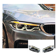 For Bmw 5 Series G38 Led Headlights Led Drl 18-20 Replace Oem Halogen Sequential