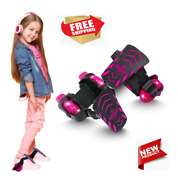 Madd Gear Rollers Light-up Heel Skates Brand New Glow And Roll 6+ Max. Weight110