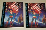 1988 1989 San Diego Comic Con Book Programs With Sketches And Many Signatures