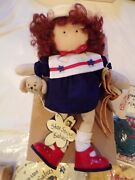 Shoe String Babies Collectible Doll By Lizzie High Dolls With 4 Outfits