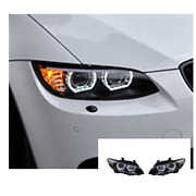 For Bmw M3 E92 E90 Led Headlights Led Drl 08-13 Replace Oem Halogen Sequential