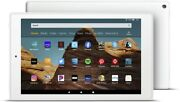 Fire Hd 10 Tablet 10.1 1080p Full Hd Display, 32 Gb - White - 2019 New Sealed
