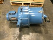 Invincible Air Flow Systems 415-vcs Air Mover Blower 1.5 Hp 3450 Rpm 475bk