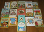 Tomie De Paola 16 Book Lot Strega Nona 3 Wise Kings Mother Goose Old Befana +