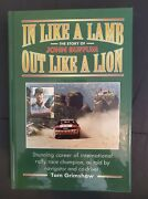 In Like A Lamb Out Like A Lion The Story Of John Buffum - Signed