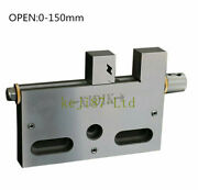 Cnc Wire Edm Vise 6 Opening Stainless Steel Hardened Fixture Precision Jig New