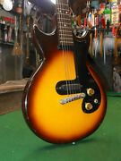 Rare Vintage Epiphone 1961 Olympic Special 3/4 Double Cutaway Electric Guitar