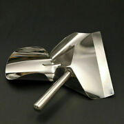 French Fry Fries Scoop Spade Stainless Steel Chips Shovel Stainless Steel Bagger