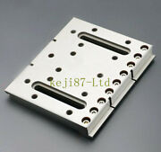120x150x15 Wire Edm Fixture Board Stainless Jig Tool For Clamping And Leveli New