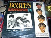 Beatles Songs Pictures And Stories Rock Vee Jay Mono Gatefold Sealed - Rare