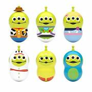 Coonuts Costume Aliens 20 Pieces Candy Toy, Refreshing Candy Disney