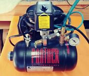 Werther Panther P15-tc W/oil Lube 1 Gallon Air Compressor