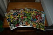Red Sonja She-devil With A Sword Comic Lot 1 Thru 5