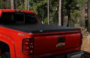 Lund For 15-19 Coloradoandgmc Canyon Hard Fold Truck Bed Tonneau Cover 6ft. 969165