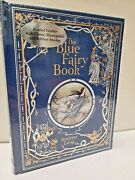 The Blue Fairy Book By Andrew Lang Illustrated Bonded Leather Free Shipping