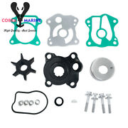 06193-zv7-020 For Honda Complete Water Pump Rebuild Kit For Bf25 And Bf30