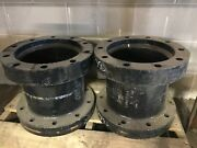 New Holland 13 Rear Dual Spacer Kit For 10 Bolt Hubs 719682006 Off T8 Tractor