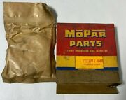 New Nos Mopar 1064730 Timing Cover Oil Seal And Gasket 1946-52 6 Cylinder 8 Cyl