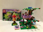 Lego Friends Olivia's Tree House 3065, Complete Set With Manuals