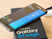 New Unopened Samsung Galaxy S7 Edge G935t T-mob Smartphone/gold Platinum/32gb