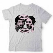 Hello Lionel And Adele Tshirt Unisex And Kids - Funny Music Phone Parody