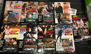 Lot Of 9x Johnny Lightning Cars James Bond 007 The Living Daylights And More