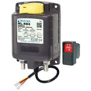 Blue Sea Systems Heavy Duty Remote Battery Switch For 12v Systems