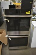 Ge Jkd5000snss 27 Stainless Electric Double Wall Oven Nob 102125