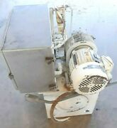 🟠hydraulic Power Unit Electric Motor Pessco Is Offering 1 Used H102120-3-4 🗽