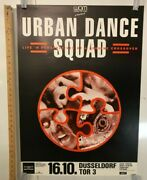 Urban Dance Squad Life Nand039 Perspective Of A Genuine Crossover German Poster