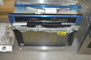 Amana Awo6313sfs 30 Stainless Single Electric Wall Oven Nob 30242 Mad