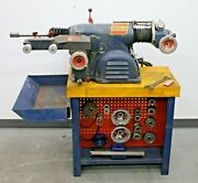 Ammco 4000 Disc And Drum Brake Lathe With Ammco Adapter Kit And Bench