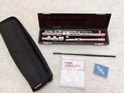 Flute Yamaha Case Bag And Other Accessories Included