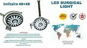 48+48 Led Ceiling Surgical Lamp Hospital Medical Use Operation Theater Light Xz