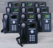 Lot Of 10 Avaya 9620lvoip Business Office Phones Tested And Reset Speakerphone