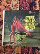 Esquivel Lp Other Worlds Other Sounds 1958 Exotica Rare Paper Sleeve Lsp-1753