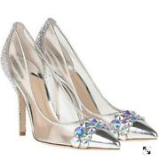 1995 Limited Edition Paul Andrew Cinderella  Crystal Embellished Pump